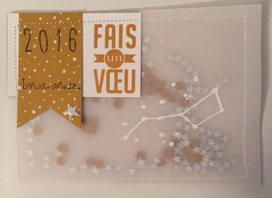 Blog Hop de Janvier … Nouvelle Année … Nouveau Catalogue …
