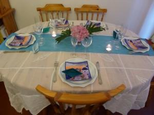 Decoration Table Honneur Avec Le Prenom