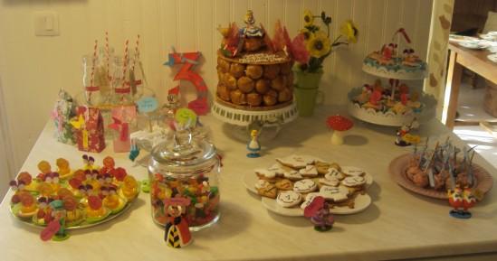 Tea Party …