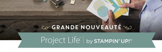 Project Life arrive chez Stampin'up !