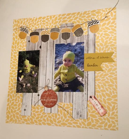 Blog Hop de Septembre … L'automne …