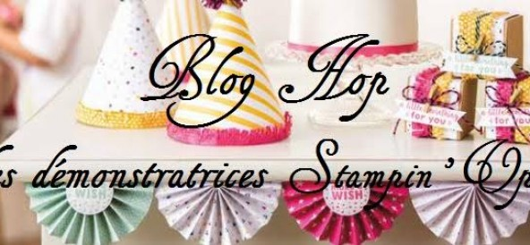 Blog Hop d'Octobre … Halloween …